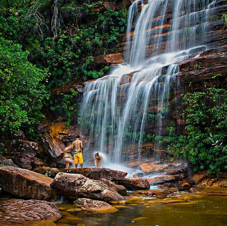Von Lençóis: Tagesausflug Zum Parque Da Muritiba In Chapada Diamantina
