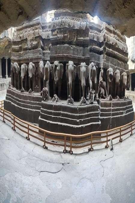 Ajanta And Ellora Caves 4-Day Guided Tour From Mumbai