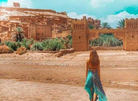 Marrakech: Atlas Mountain And Three Valleys Day Trip And Waterfalls Camel Ride