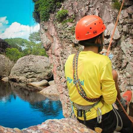 Ganztägige Kletterexpedition Im Muritiba Park