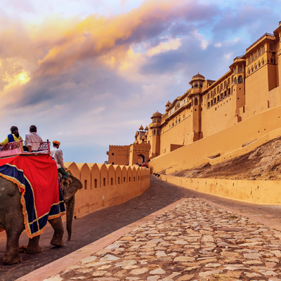 Grand Rajasthan Tour: 14-Day India Trip