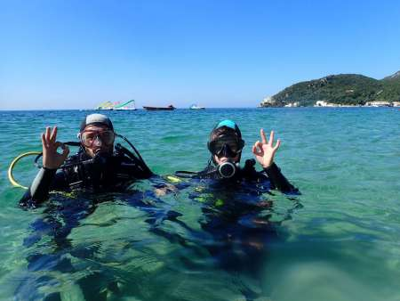 Arrábida Region: Scuba-Diving Experience Near Lisbon