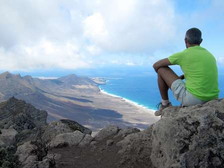 Donkey'S Ears: Trekking Tour To The Pico De La Zarza In Fuerteventura