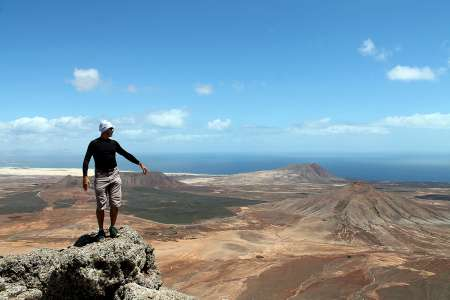 The Camel Route: Walk Up The Escanfraga Volcano In Fuerteventura Island