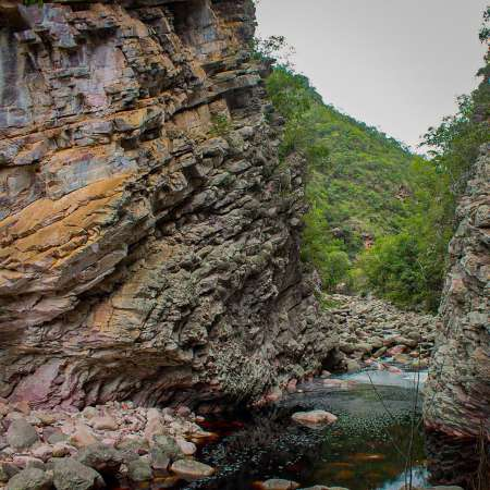 4-Tägiger Ausflug Auf Die Chapada Diamantina Mit Spezialität Des Verzauberten Wasserfalls