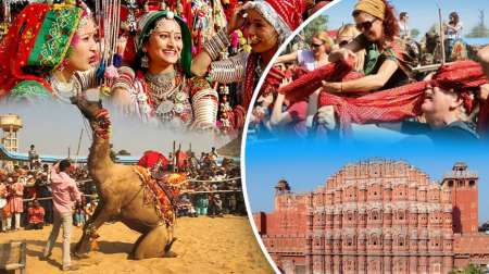 9-Day Trip To The Golden Triangle Of India With Visit To Pushkar Fair