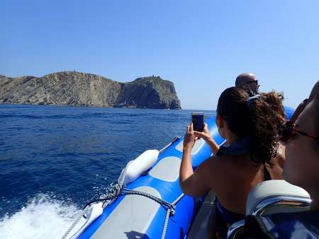 Boat Tour With Dolphin Watching In Arrábida Region Near Lisbon
