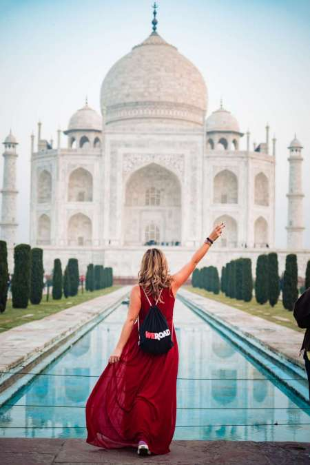 From Delhi – Authentic Cooking Class & Taj Mahal Full Day Private Tour