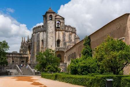 Coimbra And Tomar Private Tour Starting From Lisbon