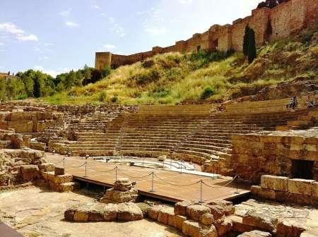 Roman Theatre of Málaga