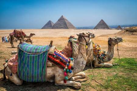 Cairo: Private Guided Tour To Giza Pyramids And Cooking Class With Local Family
