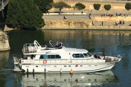 Guadalquivir River Cruise With Meal And Visit To The Alcázar Of Seville