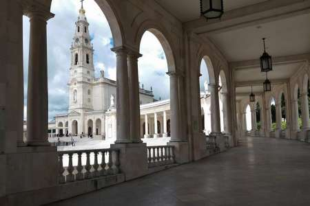 Fátima Sanctuary Half-Day Private Tour Starting From Lisbon