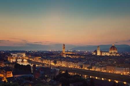 Visite Nocturne À Pied De Florence De 2 Heures