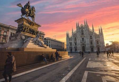 2-Hour Milan Guided Walking Experience