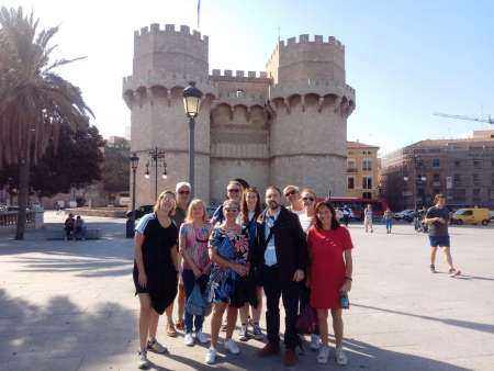 Valencia 2-Hour Private Walking Tour
