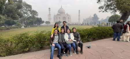 Taj Mahal Private Tour By Car Starting From Delhi