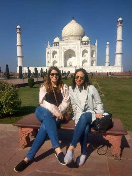 Excursão Ao Nascer Do Sol No Taj Mahal A Partir De Delhi