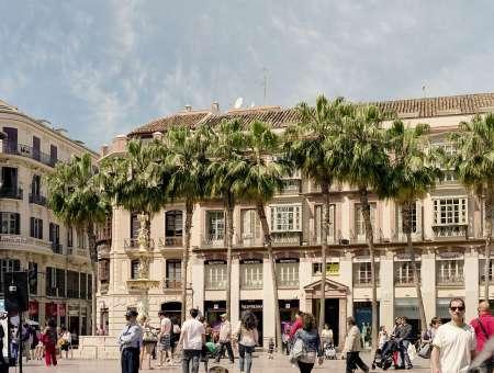Málaga Old Town