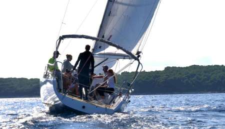 Paklinski Islands Of Hvar Full-Day Small-Group Sailing Tour