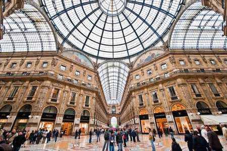 Milan: 1.5-Hour Fashion Private Walking Tour