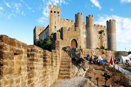 Visit To Fátima, Batalha, Nazaré And Óbidos On A Private Tour From Lisbon