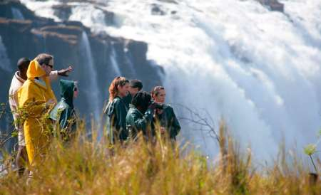 Victoria Falls Day Trip: Zambia And Zimbabwe Combined Tour