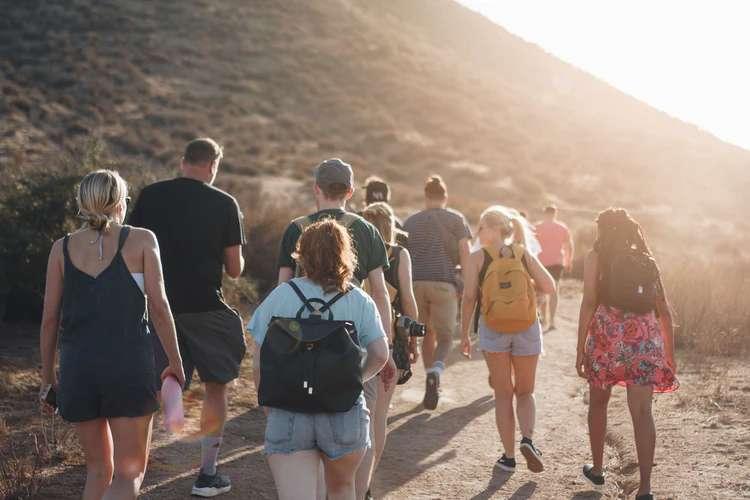 Prepare-se para turistas, turistas e principalmente muitos turistas