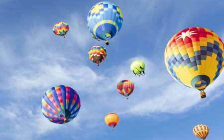 Hot Air Balloon Flight In Gjirkostra Starting From Saranda