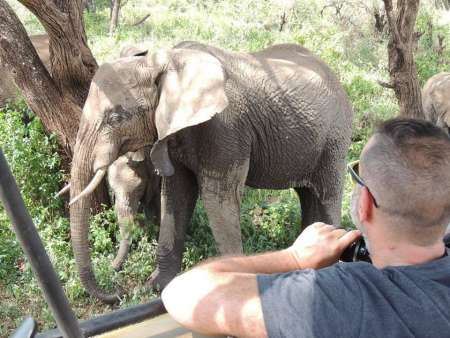 Full-Day Trip To Tarangire National Park