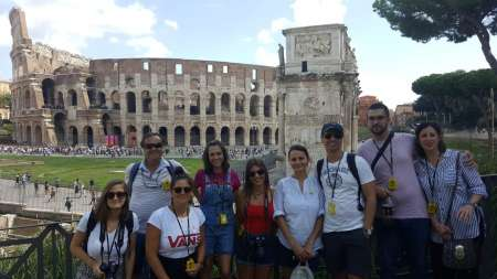 Rome: Explorez Le Colisée Lors D'Une Visite Privée Avec Déjeuner