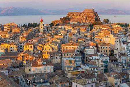 Excursion On The Greek Island Of Corfu From Saranda