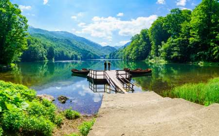 From Podgorica: National Parks And Lakes Of Montenegro