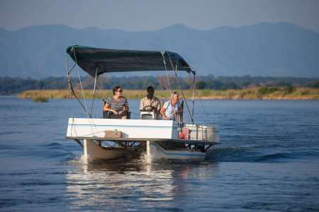4 Days Breathtaking Safari In Lower Zambezi