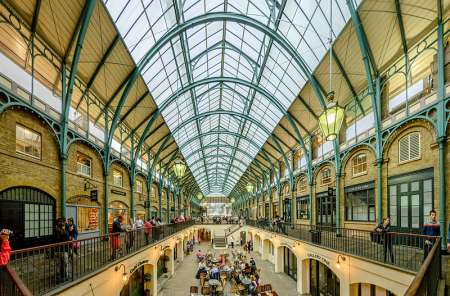 Explore Covent Garden: Podcast Walking Tour In London