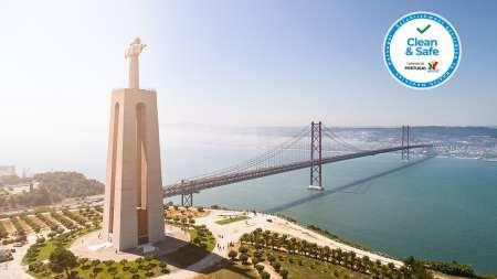 Tuk Tuk Tour Auf Der Anderen Seite Von Lissabon & Cristo Rei