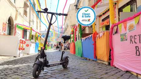 Lisbon: 2-Hour E-Scooter Tour In Alfama & Mouraria