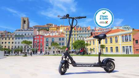 Lisbon: 1-Hour E-Scooter Tour In Alfama