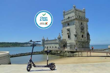 Lisbon: 3-Hour E-Scooter Tour In Belem