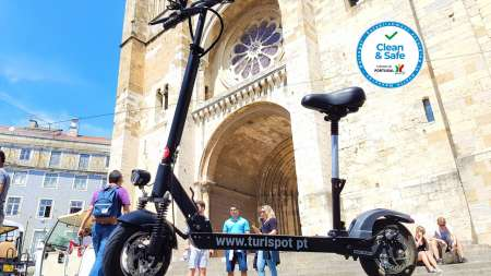 E-Scooter Rental In Lisbon