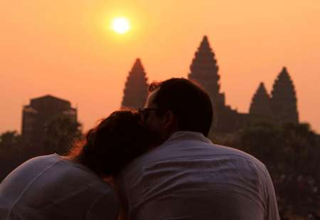 Angkor Sunrise Jeep Tour