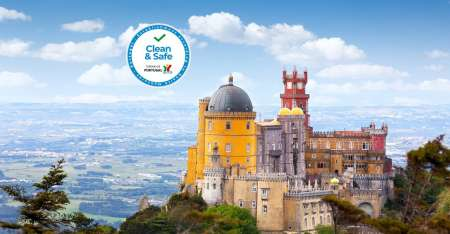 Sintra & Cascais Full-Day Private Guided Tour Starting From Lisbon
