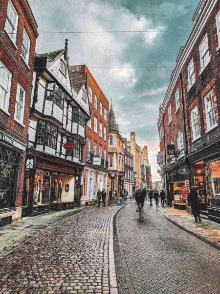 Cambridge City Pack: 4 Visites Audioguidées