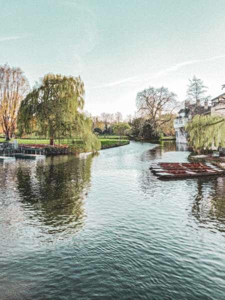 Explore The Backs Of Cambridge: 1-Hour Walking Tour