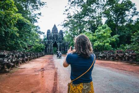 Angkor Temples Discovery Jeep Tour