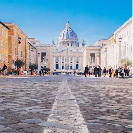 Rome: Vatican Museums Fast Access With Host