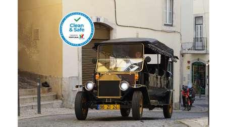 Recorrido Histórico Vintage De Lisboa: Lisboa Vieja