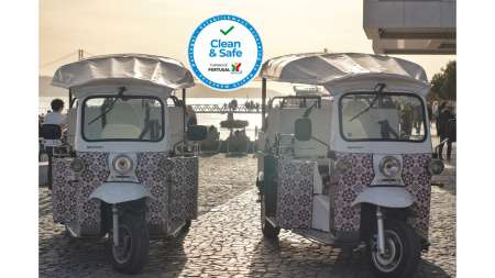 Lisbon: 2-Hour Tuk Tuk Tour In The Old Town