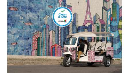 3-Hour Tuk Tuk Tour In The Historic Monuments Of Lisbon