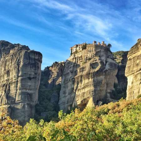 Discovery Of Meteora In Greece: Full-Day Tour From Saranda